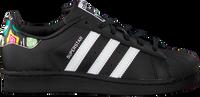Zwarte ADIDAS Sneakers SUPERSTAR J  - medium