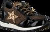 Zwarte PINOCCHIO Sneakers P1624 - small