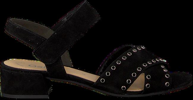 Zwarte GABOR Sandalen 744.1 - large