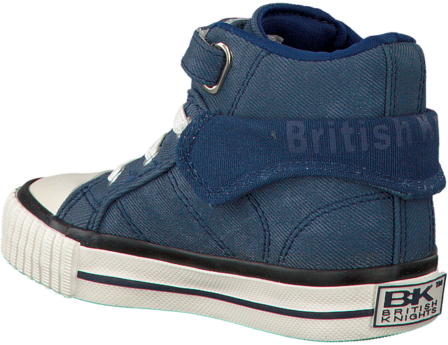 Blauwe BRITISH KNIGHTS Sneakers ROCO - large