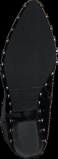 Zwarte TORAL Enkellaarsjes 10712  - large