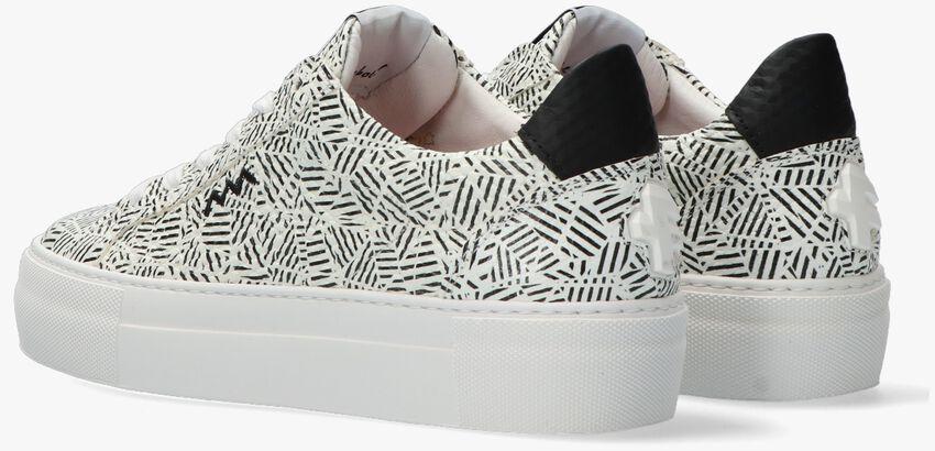Zwarte FLORIS VAN BOMMEL Lage sneakers 85333  - larger