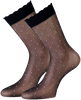 Zwarte MARCMARCS Sokken LITTLE DOTS  - small