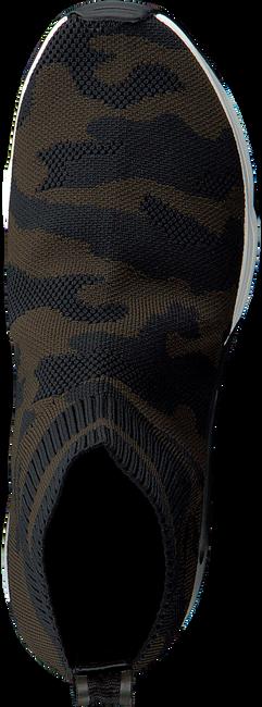Groene ASH Sneakers LULU CAMO - large