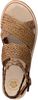 Bruine SCOTCH & SODA Sandalen PHIONA  - small