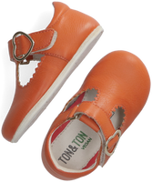 Oranje TON & TON Babyschoenen CHARLOTTA  - medium