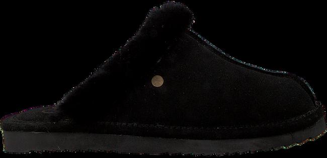Zwarte WARMBAT Pantoffels LISMORE  - large