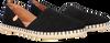 Zwarte VERBENAS Espadrilles CARMEN - small
