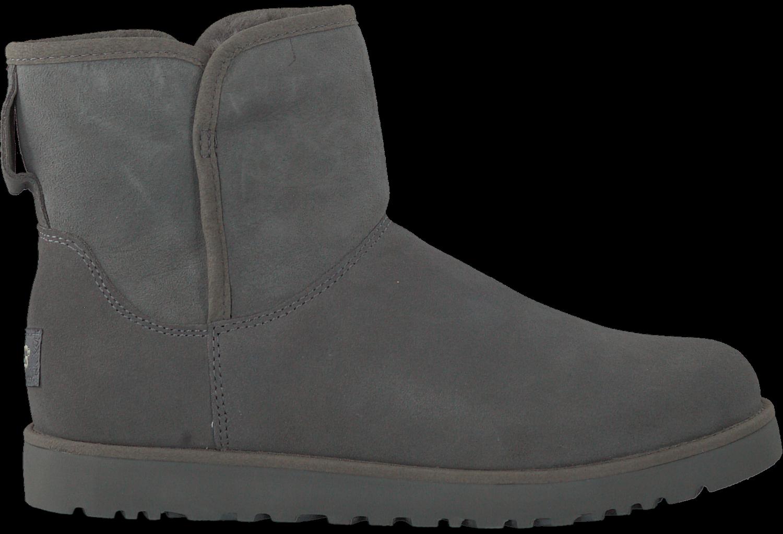Noir Ugg Boots Fourrure Cory b3s0t
