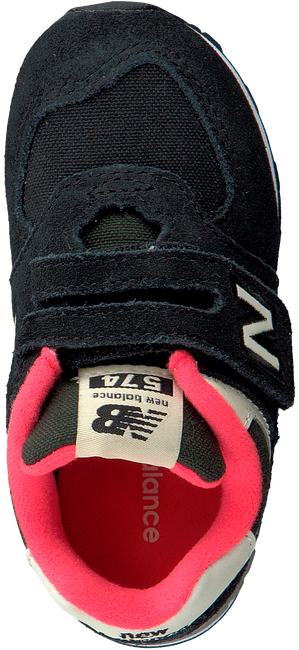 Zwarte NEW BALANCE Sneakers YV574/IV574 - large