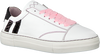 Witte STUDIO MAISON Sneakers GIRLY'S SHOE - small
