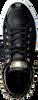 Zwarte GUESS Sneakers FLGLI3 LEA12  - small