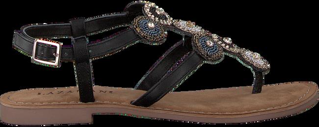 Zwarte LAZAMANI Sandalen 75.607  - large