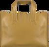 Gele MYOMY Handtas MY PAPER BAG HANDBAG MINI W2PPP5Fn