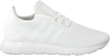 Witte ADIDAS Sneakers SWIFT RUN DAMES  - small