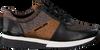 Bronzen MICHAEL KORS Sneakers ALLIE TRAINER - small