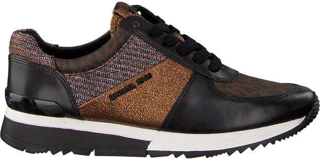 Bronzen MICHAEL KORS Sneakers ALLIE TRAINER - large