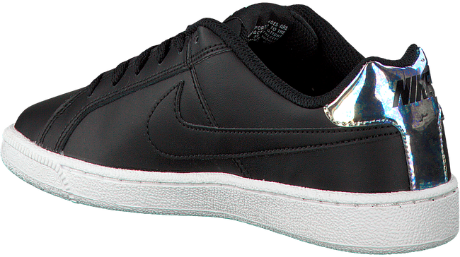 Zwarte NIKE Sneakers COURT ROYALE WMNS  - large