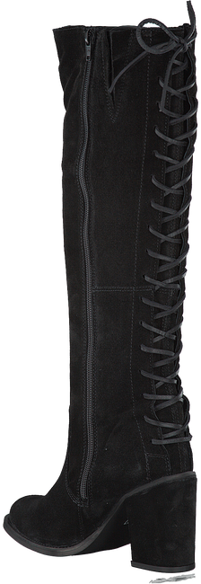 Zwarte OMODA Lange laarzen P12778  - large