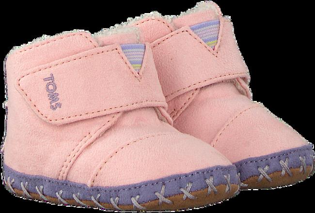 Roze TOMS Babyschoenen CUNA  - large
