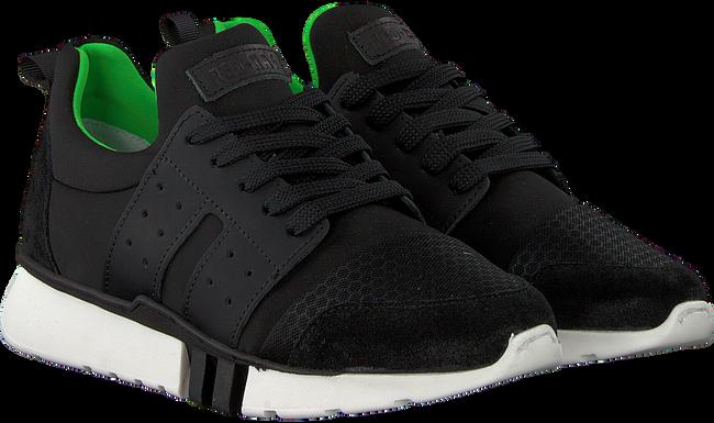 Zwarte RED-RAG Sneakers 13307 - large