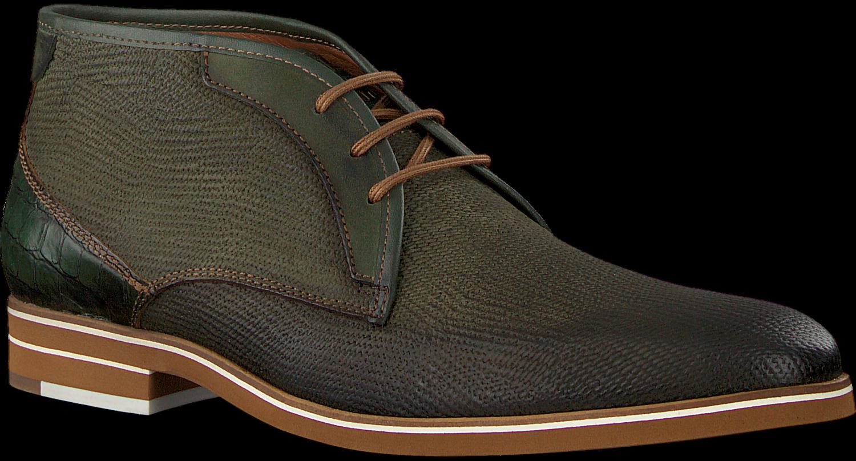 Braend Chaussures Habillées Vert 24508 4EKLOBZ