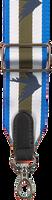 Blauwe BECKSONDERGAARD Schouderband PIPIT STRAP  - medium