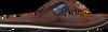 Bruine PME Slippers HUNTER  - small
