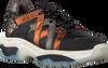 Zwarte BRAQEEZ Sneakers BOWIE BALE  - small