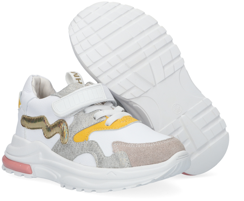 Witte SHOESME Lage sneakers SHOESME TRAINER  - larger