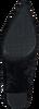 Zwarte TOMMY HILFIGER Enkellaarsjes ESSENTIAL HIGH HEEL  - small