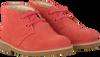 Rode CLARKS Veterschoenen DESERT BOOT KIDS  - small