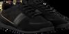 Zwarte BOSS Sneakers GLAZE LOWP LUX2 - small