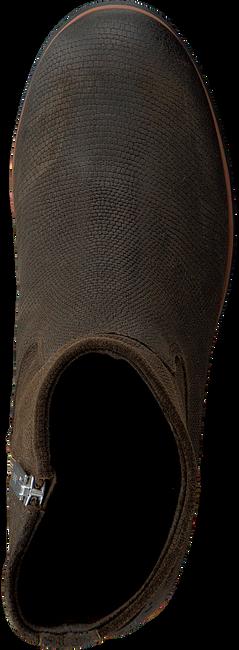 Bruine SHABBIES Enkellaarsjes 182020049  - large