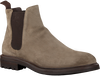 Taupe MAZZELTOV Chelsea boots 4146  - small
