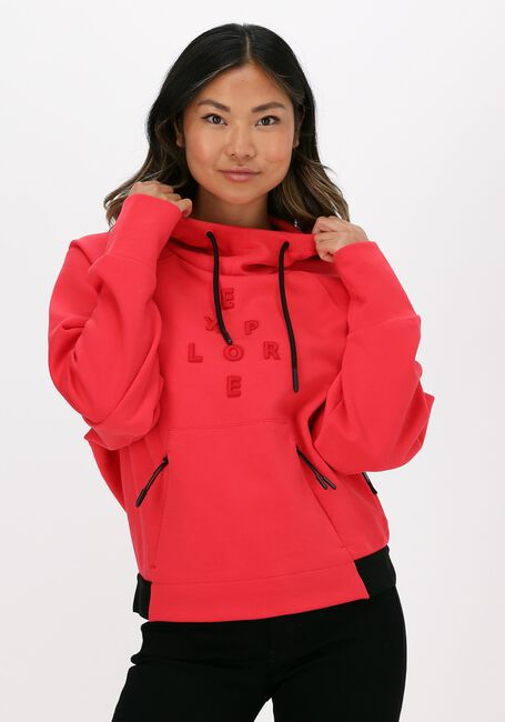 Rode NATIONAL GEOGRAPHIC Sweater CROPPED HOODY  - large