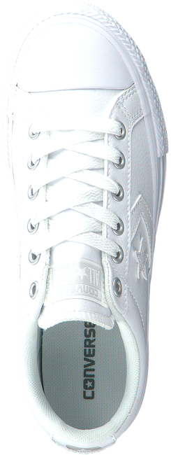 Witte CONVERSE Sneakers STAR PLAYER EV OX KIDS - large