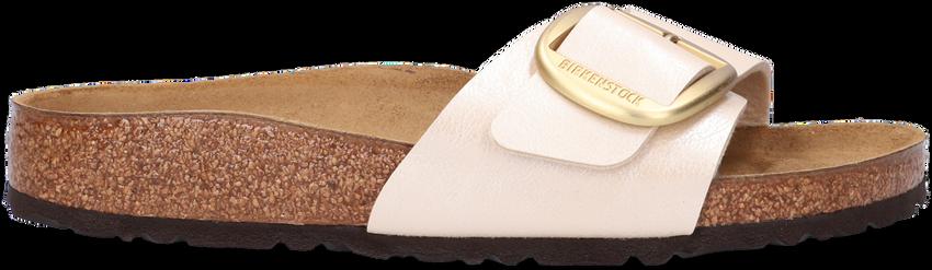 Witte BIRKENSTOCK Slippers MADRID BIG BUCKLE BF GRACEFUL  - larger