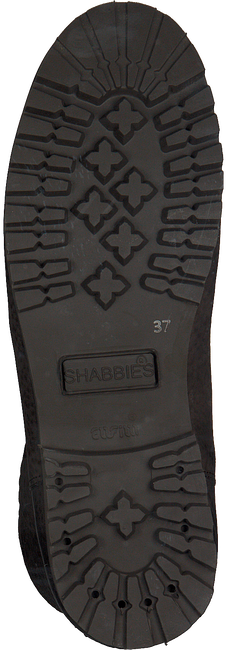 Bruine SHABBIES Enkelboots 181020072  - large