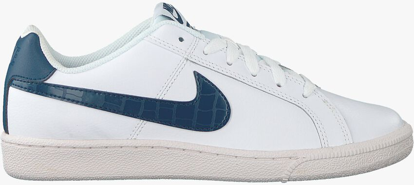 Witte NIKE Sneakers COURT ROYALE WMNS  - larger