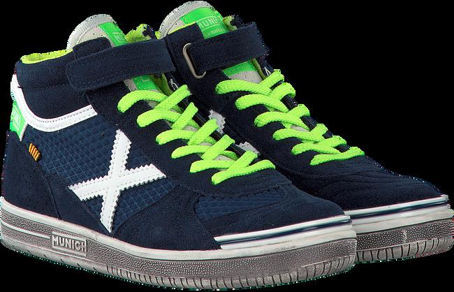 Blauwe MUNICH Sneakers G3 BOOT KIDS  - large