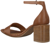 Cognac BRONX Sandalen SALVEA 84788 - small
