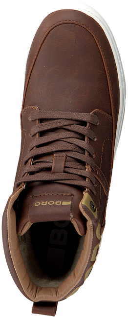 Bruine BJORN BORG Sneakers T270 HGH FNG  - large