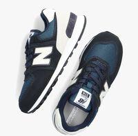 Blauwe NEW BALANCE Lage sneakers PC574/GC574  - medium