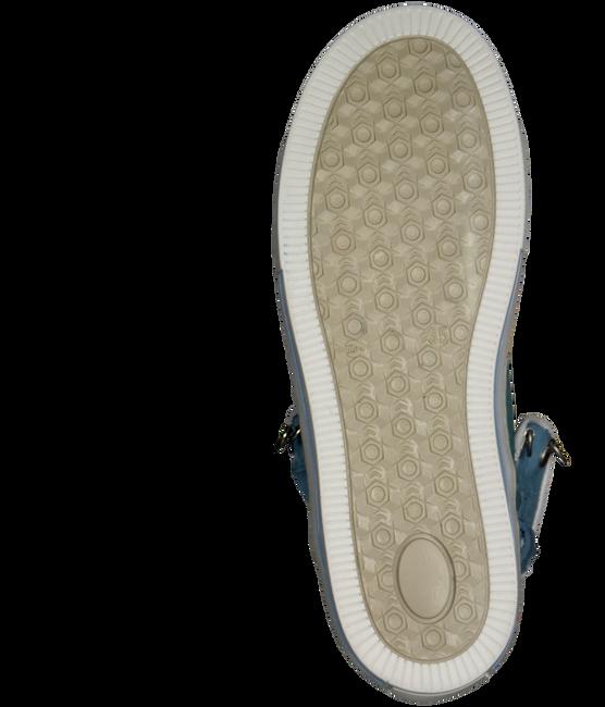 Blauwe KANJERS Sneakers 7832  - large
