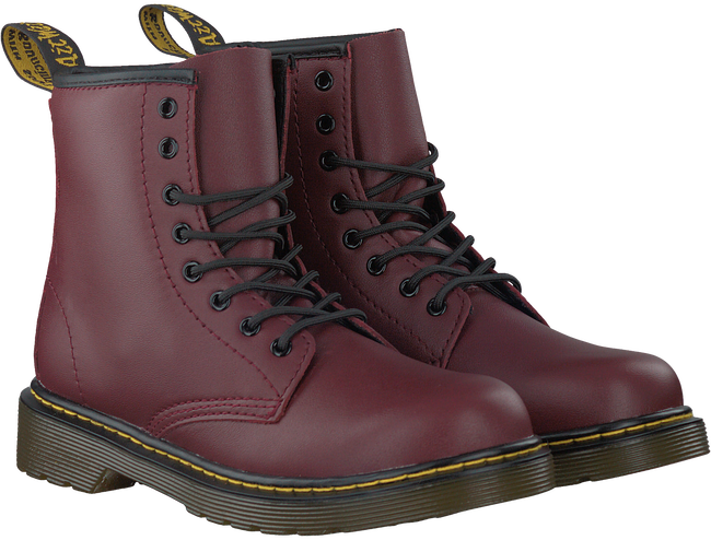 Rode DR MARTENS Veterboots 1460 K DELANEY - large