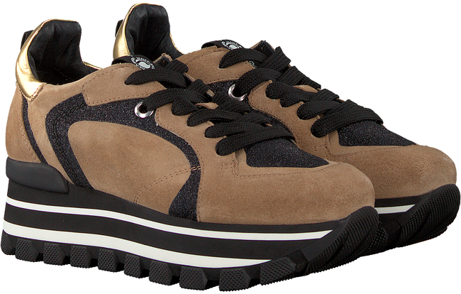 Camel JANET & JANET Lage sneakers 46652  - large
