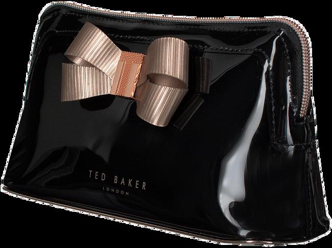 Zwarte TED BAKER Toilettas LEZLIE - large