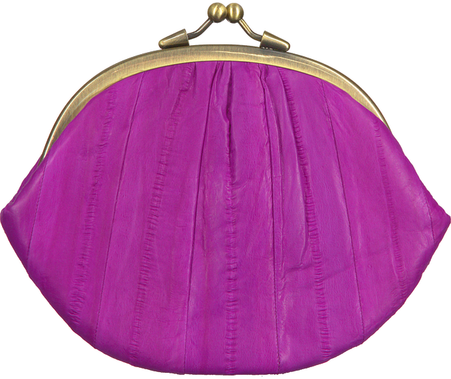 Roze BECKSONDERGAARD Portemonnee GRANNY RAINBOW - large