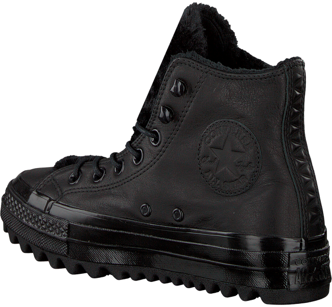 Zwarte CONVERSE Sneakers CHUCK TAYLOR ALL STAR LIFT RIP - large